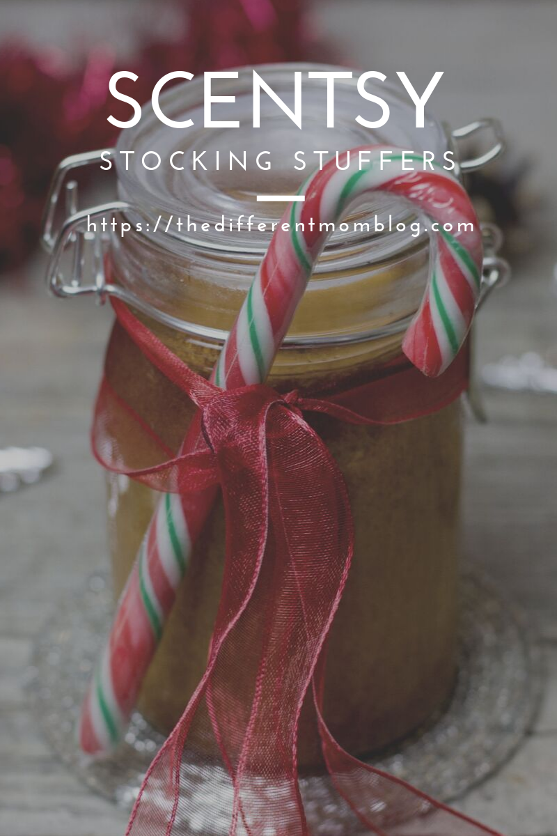 Scentsy Stocking Stuffer Ideas sure to be a hit