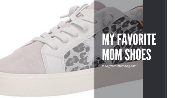 The Different Mom's favorite shoes