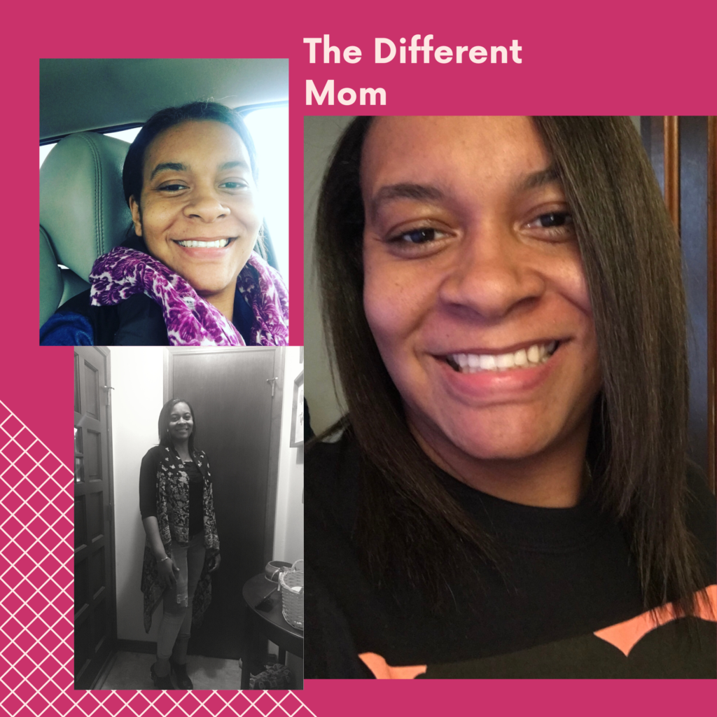Follow me, Jocelyn-The Different Mom for single mom empowerment and inspiration