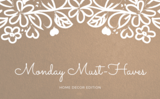 The Different Mom Monday Must-Haves, Cleaning Edition
