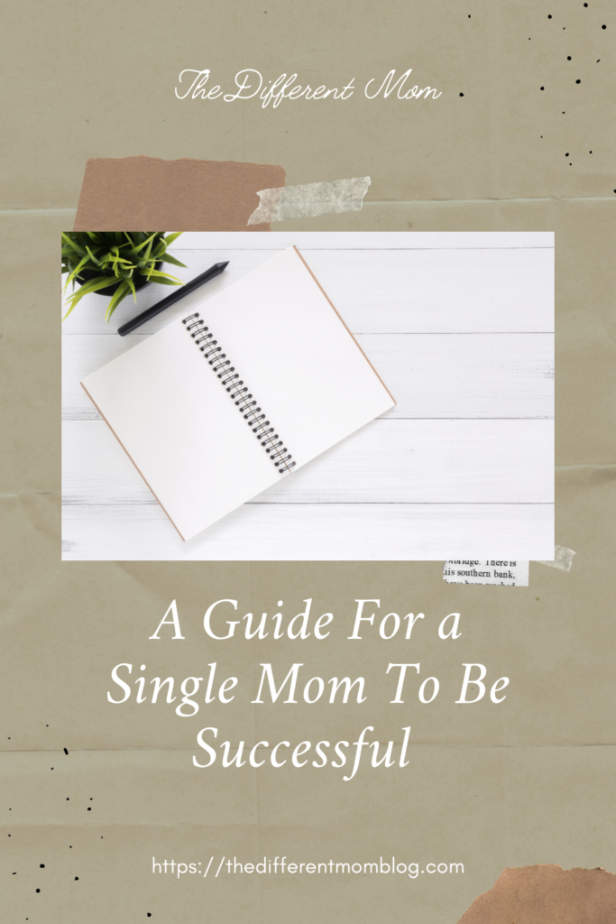 A guide for a single mom to be successful in a world not designed for them