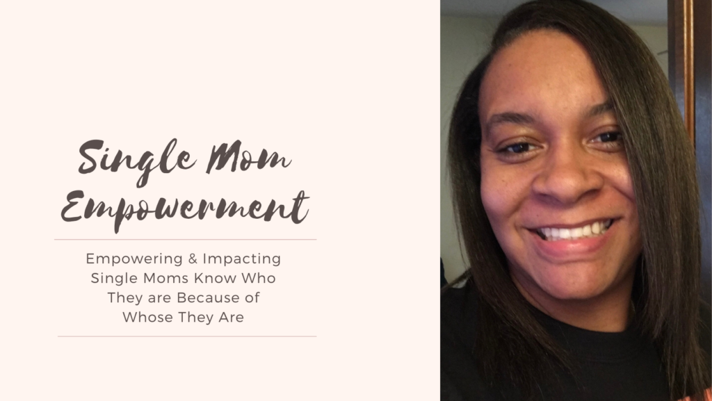 Follow me, Jocelyn Cook--The Different Mom in her Single Mom Empowerment group
