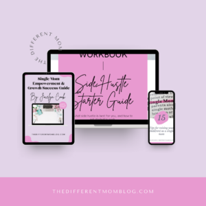 Single Mom Empowerment & Growth Success Guide